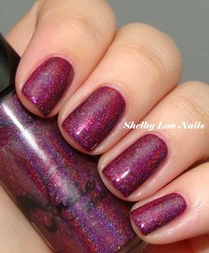 Jindie Nails: Vixen