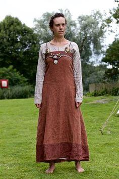Bambino Ragazzi Norreno Viking Warrior Costume Costume Saxon Book Day Bambini Vestito