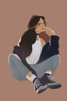 Katara, modern au (this is actually base off of something i wear lol) Avatar Fan Art, Team Avatar, Character Inspiration, Character Art, Character Design, Fanfiction, Fanart, Avatar The Last Airbender Art, Avatar Series