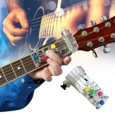 Classical Guitar Accessories Chordbuddy Teaching Aid Guitar Learning System Teaching Aid Accessories for Guitar Learning Choses Cool, Tools And Toys, Learn To Play Guitar, Guitar Accessories, Cool Inventions, Guitar Chords, Buy Guitar, Classical Guitar, Useful Life Hacks
