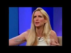 Ann Coulter - How feminism killed the family and why feminists got so di...