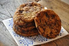 thousand layer chocolate chip cookies