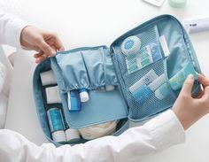 Reizen Make Tandenborstel Travel Pouch Toiletartikelen Opbergtas Bagage…