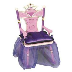 Princess Deluxe Rocking Chair