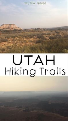 If you are going to explore national parks, check out some of our must do hikes in Utah. From Arches to Canyonlands, we cover it all! Utah Hiking Trails, Utah Hikes, Colorado Hiking, Utah Parks, Most Visited National Parks, West Coast Trail, Capitol Reef National Park, Travel Usa, Road Trip
