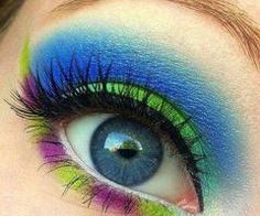 For Mad Hatter Halloween makeup maybe?