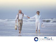 CRÉDITO PARA JUBILADOS. La jubilación es una etapa de su vida que no debería preocuparle, sino todo lo contrario. Una buena planificación financiera y un programa con sus planes por realizar, son la clave para que cuando llegue el momento del retiro laboral, usted sólo se dedique a disfrutarlo. En Credifiel, le invitamos a conocer detalladamente los productos de crédito que le ofrecemos en nuestro sitio en internet. http://www.credifiel.com.mx/
