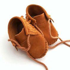 Petit Filippe baby moccasins www.petitfilippe.com