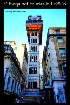 We Loved Lisbon its