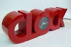 "Isis Clock ""Clock""."
