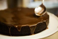 Chocolate Ganache Torte on Simply Recipes