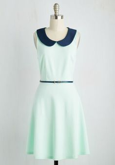 Work to Play Dress in Seaglass, @ModCloth