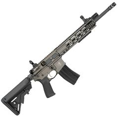 Bravo Company Manufacturing AR-15 The Jack Semi Auto Rifle .223 Rem/5.56 NATO 16 Barrel 30 Rounds Free Floating Barrel Cerakoted Grey 790-JACK-01