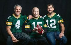 No other NFL franchise has ever had this much legendary talent at QB like the Packers have. Brett Favre, Bart Starr and Aaron Rodgers goats favre starr rodgers brettfavre bartstarr aaronrodgers ripbartstarr GoPackGo packers lambeau Green Bay Packers History, Green Bay Packers Players, Green Bay Packers Fans, Nfl Green Bay, Football Fever, Packers Football, Nfl Football Players, Football Season, Green Bay Packers Pictures
