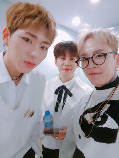 Zico, Park Kyung and Taeil//Block B