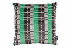 Marylebone Cushion Eden   Cushions   Underground Cushions   Kirkby Design   Durable High Performance Fabrics