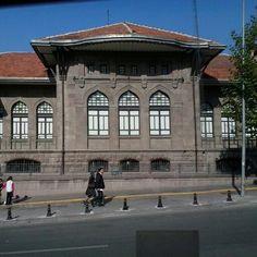 İlk Meclis binasi-Fatma Alparslan