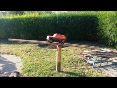 RC home track: Axial run part (new body) Rc Car Track, Rc Car Bodies, Remote Control Cars, Radio Control, Rc Rock Crawler, Rc Cars And Trucks, Vintage Porsche, Backyard, Outdoor Decor