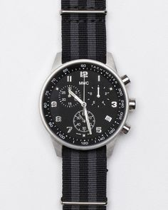 Swiss Pilots Chronograph