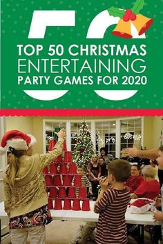 Top 50 Christmas Party Games for 2020 | The Dating Divas