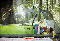 Hornet 2-Man Ultralight Backpacking Tent - 2 lbs. 5 oz.