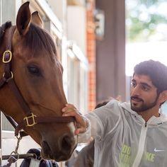 Hamdan bin Mohammed bin Rashid Al Maktoum, 14/06/2015. Vía: faz3