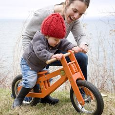 lolldesigns.com Balance Bike for Mila - BEAUTIFUL colors!