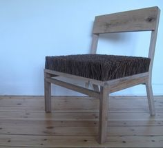 Danish Designer Builds a Chair the Way Others Make Brooms
