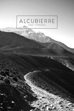Alcubierre is a geometric sans serif typeface stepping in the foot prints my original font Ikaros. Using the advantages to make a clean minimal font, it works for a variety of uses. Alcubierre is available for free for commercial and personal use. Free Typeface, Sans Serif Typeface, Design Typography, Typography Fonts, Hand Lettering, Minimal Font, Texture Web, Best Free Fonts, Brand Fonts