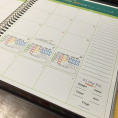 I am currently on my first round of the 21 Day Fix! These stickers help me stay on track and they look nice in my planner! You get a full set of 21 days of stickers. When purchasing, please tell me what type of planner you are using. You can see below ... - $11.95