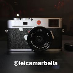New Leica M10 @leicamarbella iso 50-50.000 24mpx cmos sensor Wifi Reworked ragefinder Iso dial New body contruction Faster  #leica #leicam10 #new #body #photography #marbella #spain