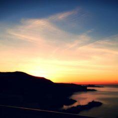 Sunrise at servatur puerto azul