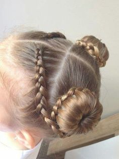 Childrens Hairstyles, Lil Girl Hairstyles, Kids Braided Hairstyles, Box Braids Hairstyles, Pretty Hairstyles, Toddler Hairstyles, Hairstyles 2018, Braided Updo, Cute Hairstyles For Toddlers