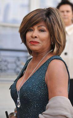 Tina Turner Photos: Honorees Receive France's Prestigious Legion D'Honneur Award