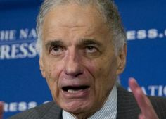 Nader on the 2016 Presidential Contenders: Trump, Clinton & Sanders • 13 May 2016 http://www.usnews.com/news/articles/2016-05-13/ralph-nader-donald-trump-has-done-some-good-hillary-clintons-winning-by-dictatorship •PoliticKing Interview @ https://www.youtube.com/watch?v=C4BfSWuLgvg ..... •Abby Martin Interview @ https://www.youtube.com/watch?v=0e4Ii_qyNng •Democracy Now Interview @ https://www.youtube.com/watch?v=KgzFVatNlPM ..... •HRC's High $ Speeches & Donors @ https://vimeo.com/160276209