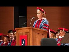 Four Truths for Young Artists Joyce DiDonato Speaks at Juilliard's 109th Commencement