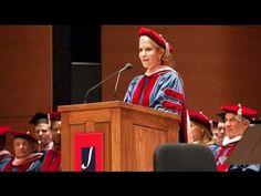 Joyce DiDonato Speaks at Juilliard's 109th Commencement