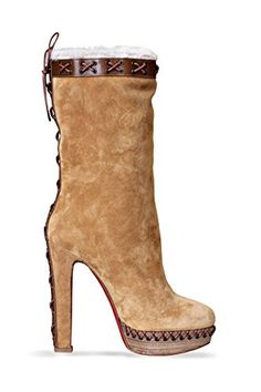 Christian Louboutin Step n Roll 140 Brown Suede Boots Fur... https://www.amazon.com/dp/B01LXFJP7V/ref=cm_sw_r_pi_dp_x_aviuyb4ANQQBY