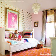 Modern and Geometric Star Wall Stencils - Royal Design Studio Stencil - www.royaldesignstudio.com