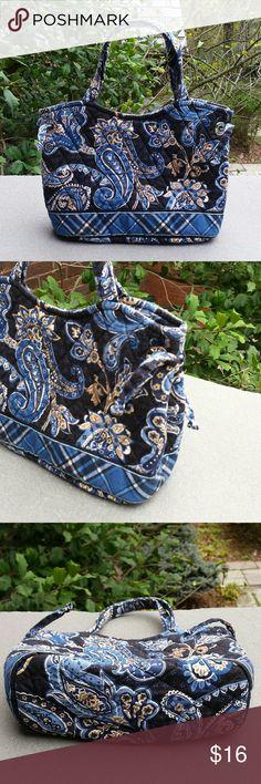 🍁Small Vera Bradley Magnetic closure  Side ties Vera Bradley Bags