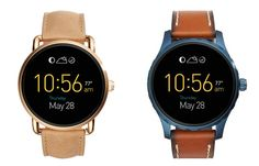 Fossil Q Wander and Q Marshal Android Wear smartwatches are launching before the end of August.. #smartwatch #AndroidWear