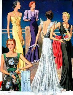 STAR Journal Périodique Summer 1938  #1930s #fashionillustration #thirties