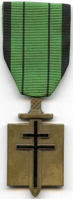 The Order of Liberation. A national order ranking directly after the Legion of Honeur; it was established in 1940 to reward distinguished services to liberate France during World War II and was given to both soldiers and civilians. It was awarded from 1941 until 1946. Given a total of 1061 times; among the recipients were 5 cities and 18 units (all three branches; regiments and smaller).