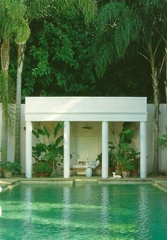 George Cukor's PoolHouse
