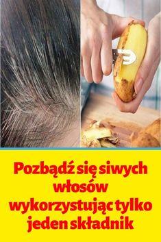 Pozbądź się siwych włosów wykorzystując tylko jeden składnik Teak