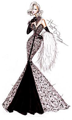 wishing all a happy new year with 2012 couture by hayden williams...