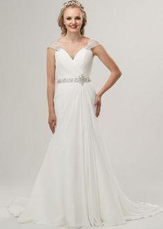 Christelle - Wedding Dress By Aspire - Berketex Bride