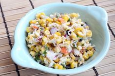 Elote salad - Mexican Corn Salad | Tasty Kitchen: A Happy Recipe Community!