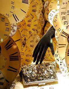 NYC ♥ NYC: Bergdorf Goodman Christmas Holiday Window Display 2009: A COMPENDIUM OF CURIOSITIES