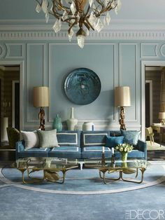 Jean- Louis Deniot New Luxury Project in Paris: a Feminine Design http://www.bykoket.com/inspirations/